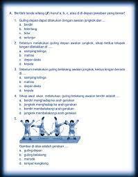 Check spelling or type a new query. Download Kumpulan Soal Uts Genap Penjaskes Pjok Kelas 5 Semester 2 Rief Awa Blog
