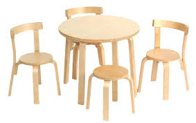 childrens table set sleek oak wood table and chair sets with round table and chairs