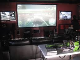 gaming man cave. Gaming Man Cave