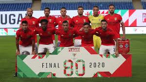 Taça da liga 2020/2021 arquivo de jogos. Benfica Fc Porto Taca De Portugal Cronica Final Sl Benfica