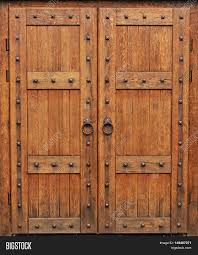 Medieval Doors medieval oak door gothic style image & photo bigstock 4935 by xevi.us