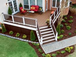 great deck ideas for small yards