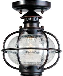 shown in oil rubbed bronze finish and seedy glass