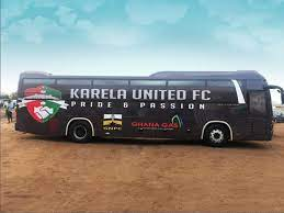 Mamelodi sundowns video highlights are collected in the media tab for the most popular matches as soon as video appear on video hosting sites like youtube or dailymotion. Karela United Unveils New Bus Ahead Of Ghana Premier League Start