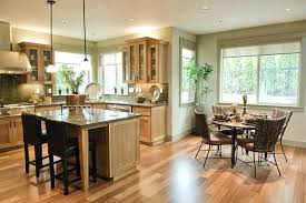open kitchen dining room designs. Modren Designs Kitchens Open To Dining Room Awesome Concept Designs On  Beautiful Ideas Paint For   Throughout Open Kitchen Dining Room Designs I