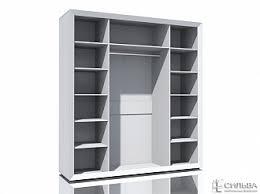 <b>Шкаф комбинированный Сильва</b> Адель <b>НМ</b> 014.69 — «Мой ...