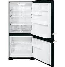 white refrigerator bottom freezer. product image white refrigerator bottom freezer