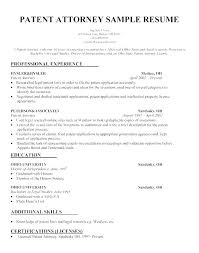 Law Enforcement Resume Stunning Sample Attorney Resume Objective Associate Lawyer Resumes Gallery Of
