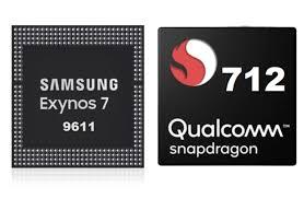 Exynos 9611 Vs 9610 Vs Snapdragon 710 Vs 712 Comparison