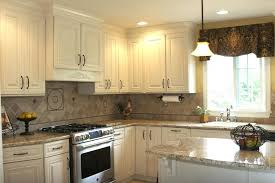 rustic white country kitchen. Rustic White Cabinets Country Kitchen Design Ideas . B