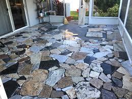 patio floor. Granite Patio Floor I