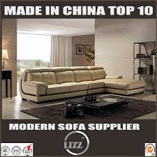 furniture manufacturers sitting room modern italian leather sofa