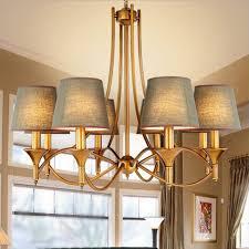 Modern Dining Room Pendant Lighting Extraordinary Aliexpress Buy Contemporary Chandelier Modern American Style
