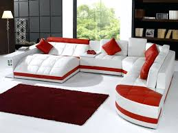red sofas unique white red leather sofa in living room red leather sofa living room ideas