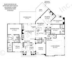 Englishcountry Style House Plans  Plan 80101Country Floor Plans