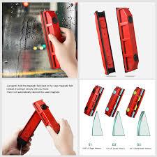 Magnet Fensterreiniger Für Verglaste Fenster Doppelseitenbürsten