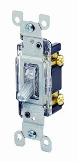 types of light switches single pole light switch controls lights from one location photo leviton