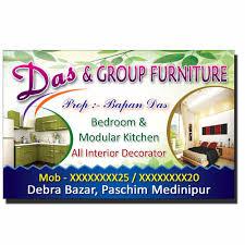 Furniture Visiting Card Design Psd Visiting Card Design Psd Picture Density