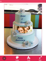Name And Photo On Anniversary Cake App Ranking And Store Data App