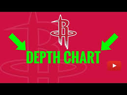 Houston Rockets Depth Chart 2019 Houston Rockets Depth Chart Analysis