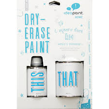 Attractive IdeaPaint 6 Sq Ft White Gloss Dry Erase Paint