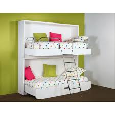Wall Mounted Bunk Bed