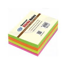 Fis 3 X 2 Sticky Notes Pad Pads Flipchart Papers Paper