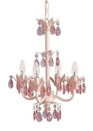 white locker chandelier pink magnetic