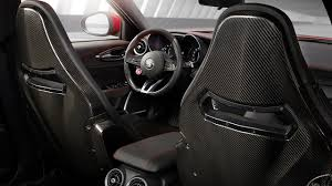 alfa romeo giulia interior. Wonderful Romeo Picture Of 2018 Alfa Romeo Giulia Quadrifoglio RWD Interior Gallery_worthy To Interior G
