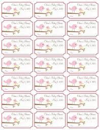 Free Printable Baby Shower Raffle Tickets Template Ba Shower Raffle