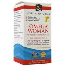 Nordic Naturals <b>Omega Woman with Evening</b> Primrose Oil Blend on ...