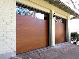 modern wood garage door. Cowart Door - Modern Wood Garage Doors Contemporary-garage G