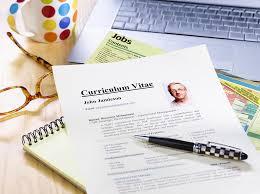 Curriculum Vitae Cv Samples And Writing Tips