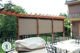 Deck Privacy Screen Screens For Patios And Decks Outdoor Intended Ideas 7