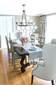 upholstered wingback dining chairs dining room in neutrals with side chairs upholstered end chairs rope chandelier