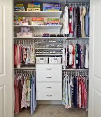 Organization Inspiration Ideas for Efficient Kids Closets