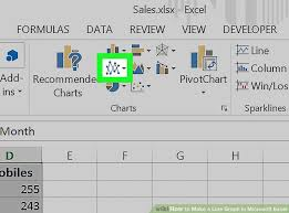 image titled make a line graph in microsoft excel step 6