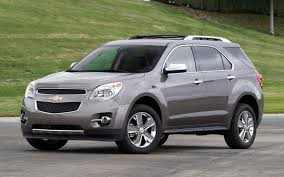All Chevy chevy cars 2012 : 2012 Chevrolet Equinox LTZ First Test - Motor Trend