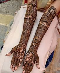 Dulhan Mehndi Designs Full Hand Top 15 Full Hand Bridal Mehndi Designs For Girls In 2019