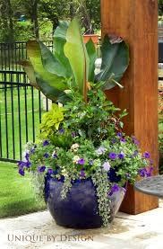 Small Picture Unique by Design l Helen Weis CONTAINER GARDENING UNIQUE BY