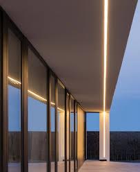 external lighting ideas. overhanging eave tag delta light external lightinglinear lighting ideas