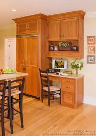 Kitchen Cabinet Desk Ideas Hawk Haven Classy Kitchen Desk Ideas