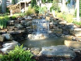 Backyard Waterfalls ...