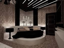 Modern Contemporary Bedroom Modern Bedroom Interior Fascinating Black And White Interior