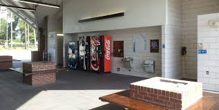 Vending Machines Victoria Awesome Man Stops For A Soda At Rest StopWhat He Found Living Behind The