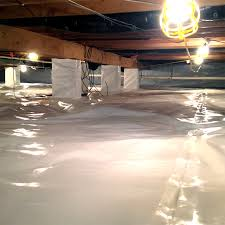 controlling the environment crawl spaces