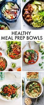 clean kitchen:  healthy meal prep bowls gluten free lexis clean kitchen