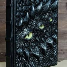 a new dragon book yes this one is absolutely diffe from anything i made before i like the result of my three e experiment do you