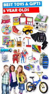 Best Toys for 5 Year Olds And Gifts For 2018