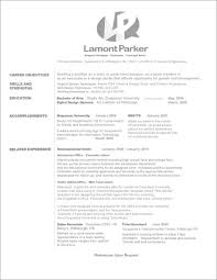 Junior Level Graphic Designer Resume Template With Accomplishments